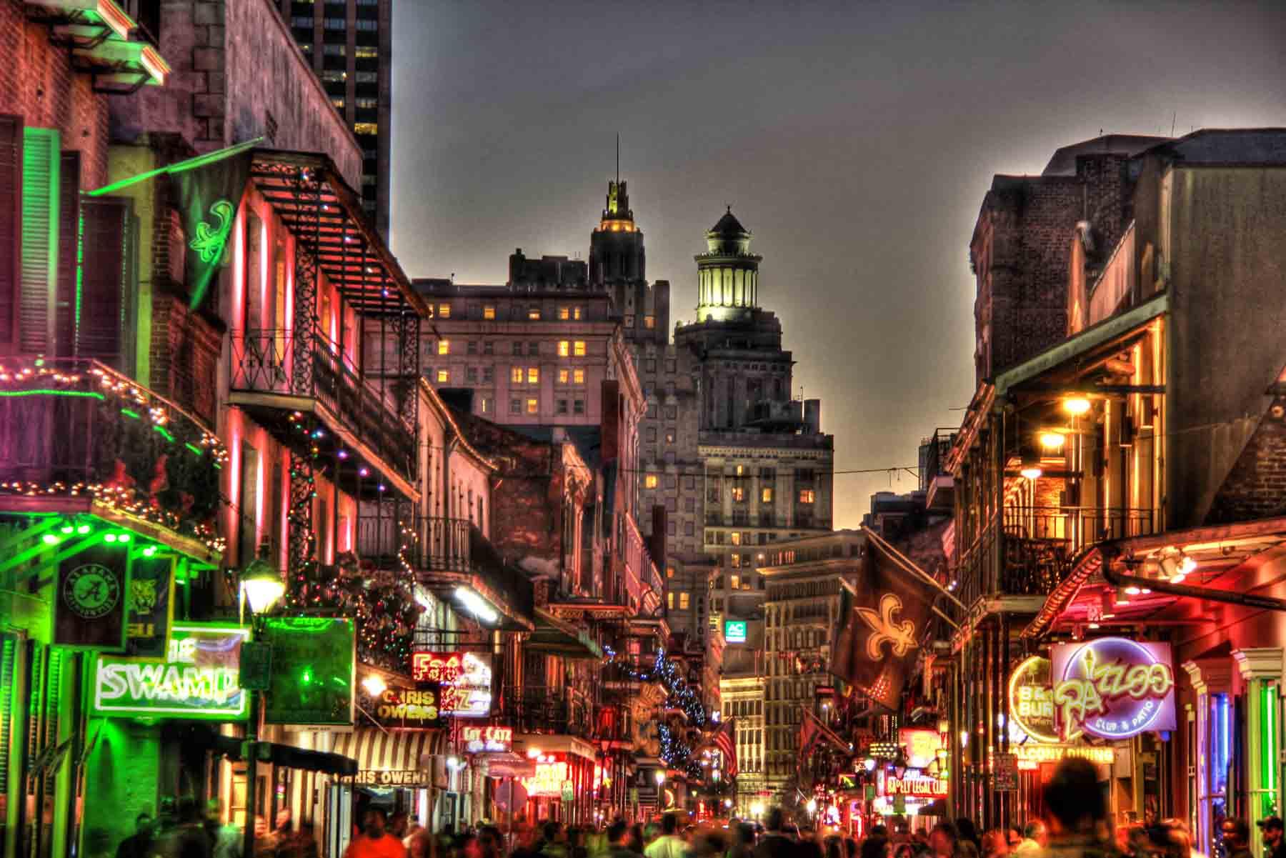 Bourbon Street NOLA �...