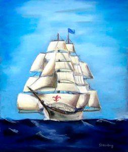 Barque  Orleans