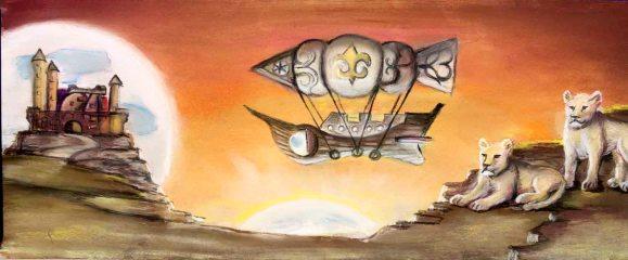 Airship NOLA