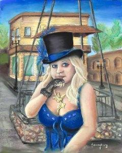 Steampunk Becky