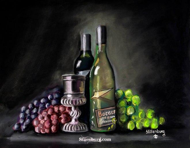 More Wine